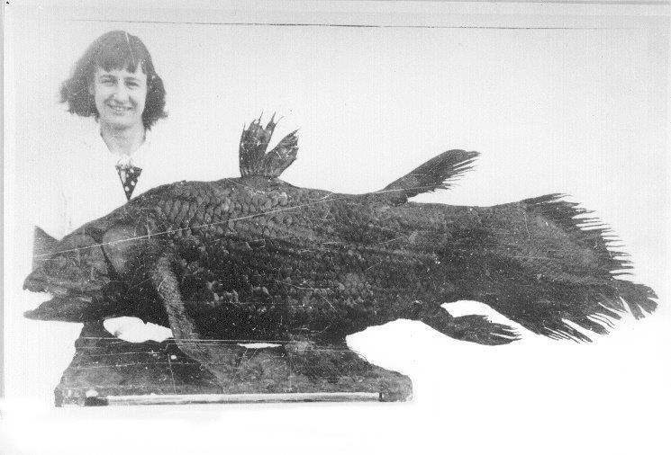 Marjorie Latimer and the Coelacanth